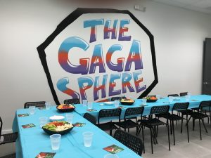 Gaga Birthday Party