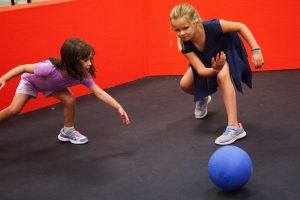 Gaga Ball Camps