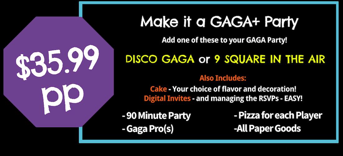 Best Birthday Parties Disco