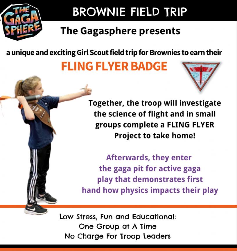 Girl Scout Field Trips