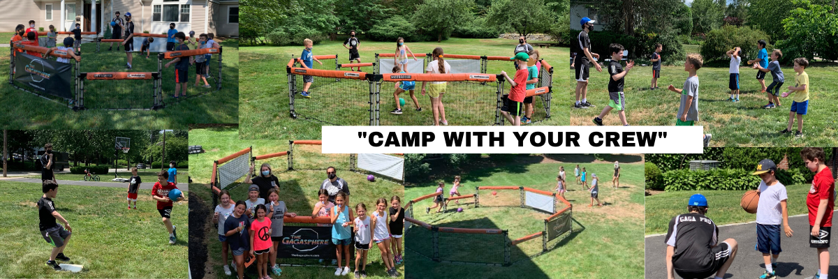 Camp With Your Crew